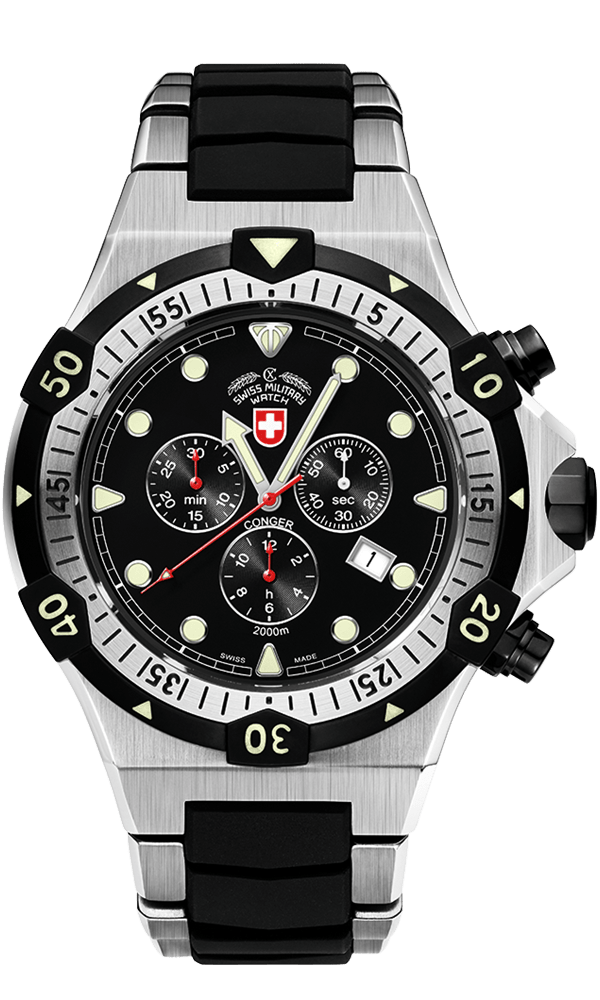 CX Swiss military Conger