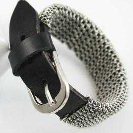 Brynje (mesh) armbånd