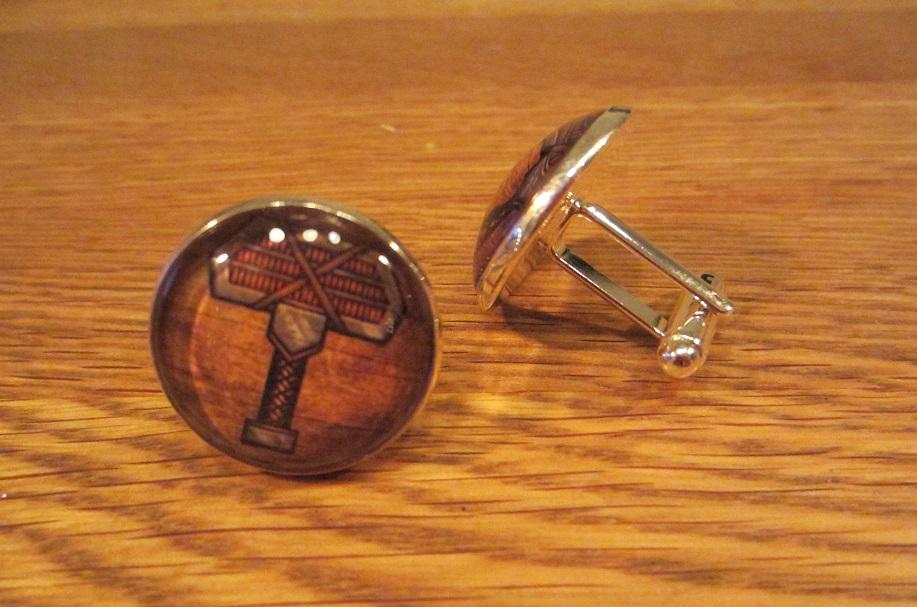 Mansjettknapper/smykker