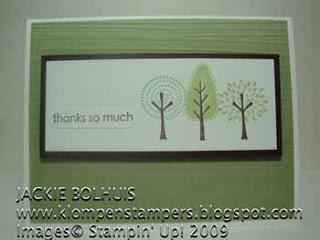 Trendy Trees–April Special