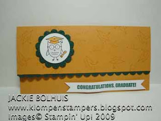 More Graduation Card Ideas