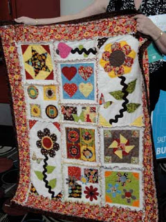Quilting with the Big Shot