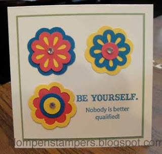 Stampin' Up! Triple Layer Punch