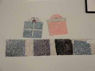 Glimmer Paper–SPARKLE without the mess!