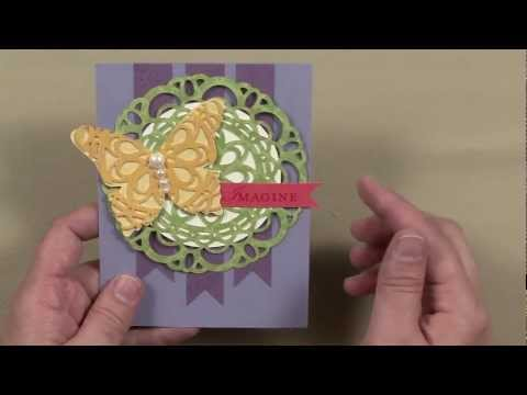 Paper Doily Die with Carrie Cudney
