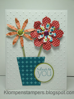 SUMMER SMOOCHES April Stampin' Up! Special