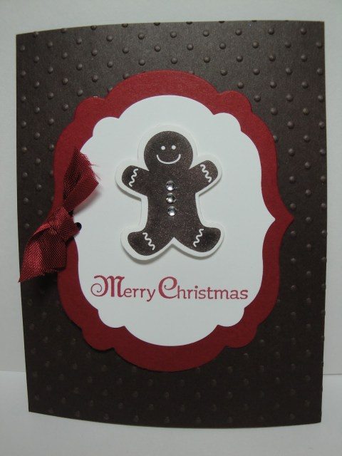 Day #2:  30 Days of Christmas Cards!