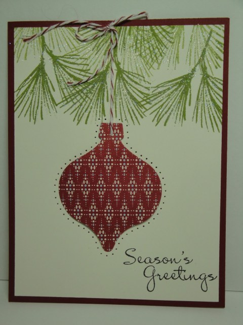 Day #10:  30 Days of Christmas Cards!