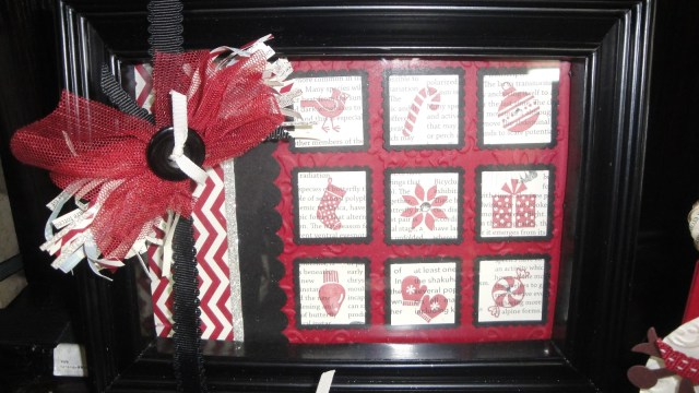 Christmas Framed Art
