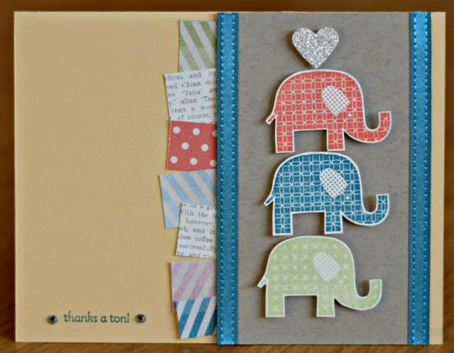 A Pile of Elephants!
