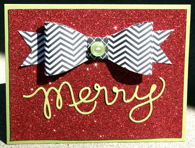 What's That Wednesday: Gift Bow Die