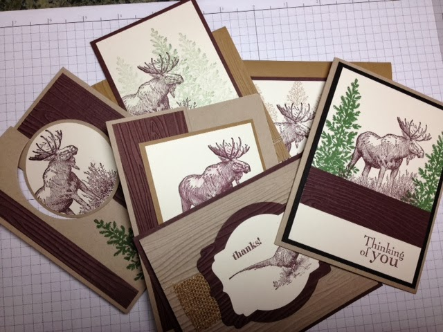 Coming In November–Lot's of Stampin' Opportunities!