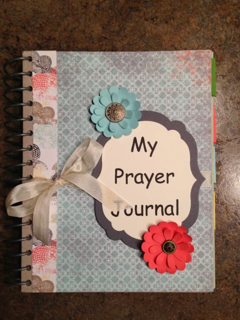 Prayer Journal Class & Kits
