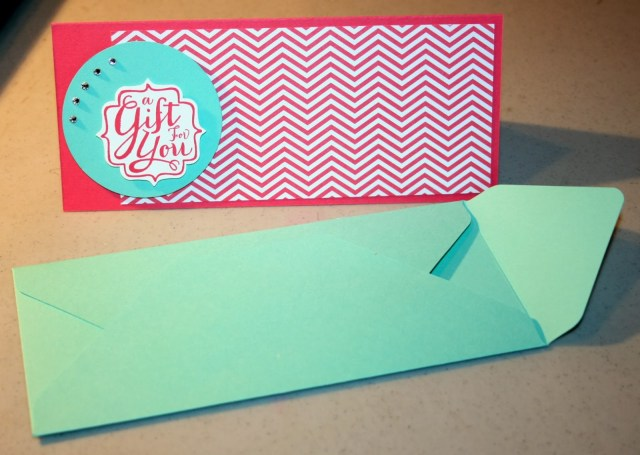 Day 4:  Envelope Punch Board Projects