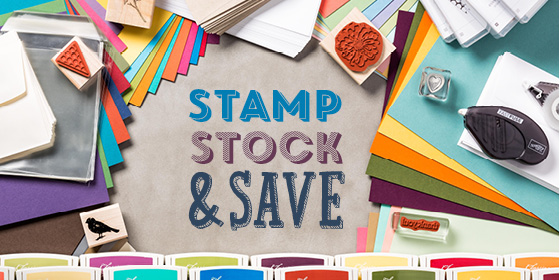 Stampin' Pads AND Cardstock on SALE!!!!