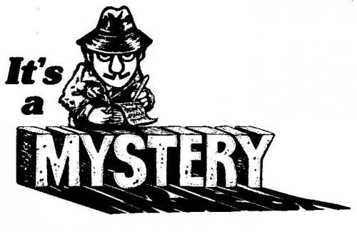 It's a MYSTERY STAMP-ALONG–Join The Fun