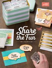 Stampin' Up! Catalog Wish List