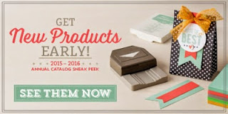 You Can Get NEW Stampin' Up! Products NOW