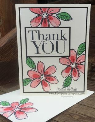Garden In Bloom Card BLAST Continues