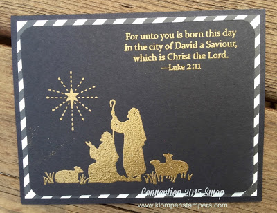 Every Blessing–Great Christmas Stamp Set