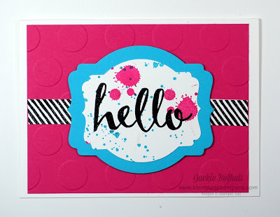 Hello–Who Likes Free Stamp Sets???