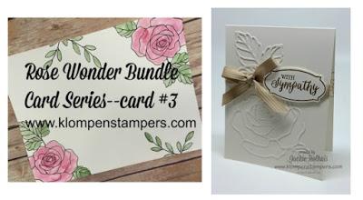 Rose Wonder Card Series–Card #3