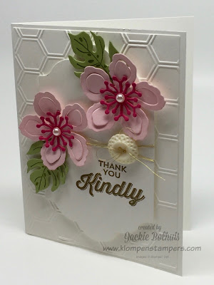Botanical Blooms Card #2