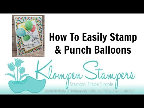 Punching Balloons Made Easy