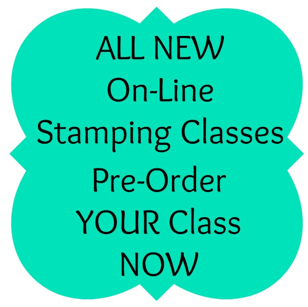 2 On-Line Stamping Classes Now Available