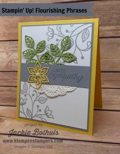 Flourishing Phrases Card Series #3