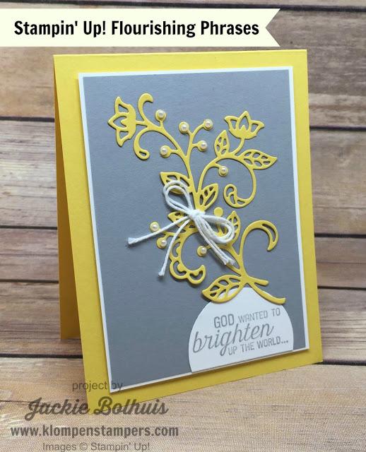 Flourishing Phrases Card Series #4