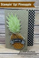 Pineapple Card Series #4
