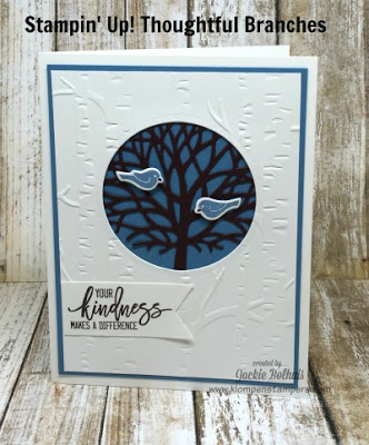 Another Thoughtful Branches Card