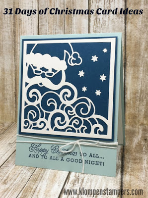 31 Days Of Christmas Cards – Day #2