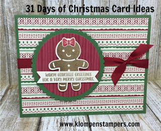 31 Days of Christmas Cards – Day 28