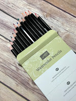 Join Now–Get FREE Watercolor Pencils