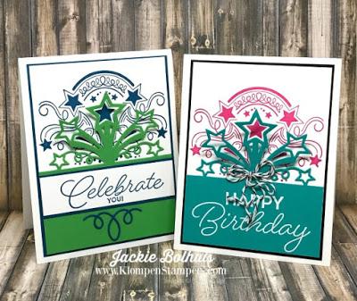 Quick & Easy Birthday Card