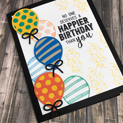 28 Days of Birthday Cards — Day #27