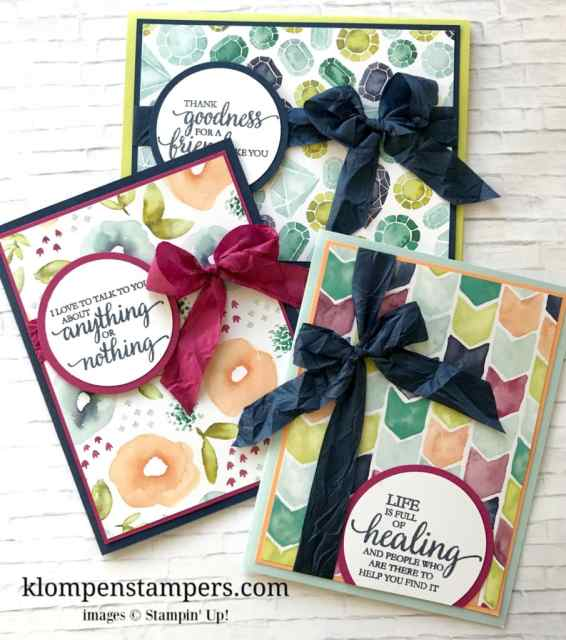 Meet the DSPs…..Introducing Naturally Eclectic Designer Series Paper