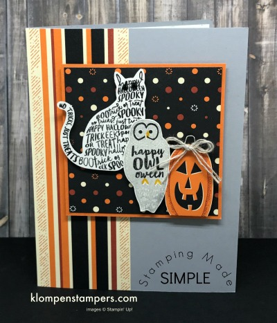 Pumpkin, Owl & Cat Cuteness!