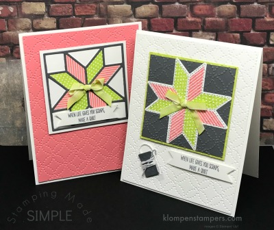 Quilt Cards For All Occasions