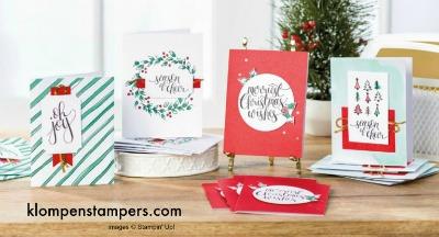Fun & Easy Christmas Cards