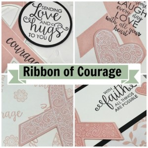 Ribbon of Courage Online Class and Card kit.