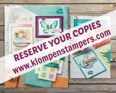 Reserve Your Copy of the Occasions Catalog Now