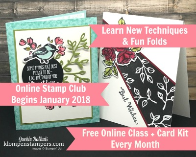 Join the #1 Online Stamping Club