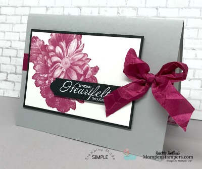 Heartfelt Blooms Sale-a-bration