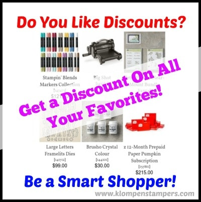 Do You Like Discounts?