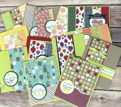 Tutti-Frutti Paper is One of My Favorites