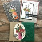 How to add texture to your handmade cards