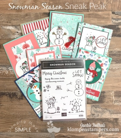 Treasure Trove of Holiday Cards To Get Excited About | Sneak Peek #2